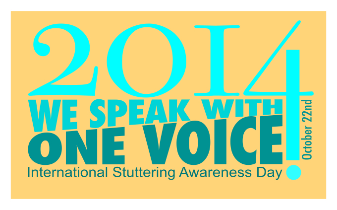 We speak with one voice!
