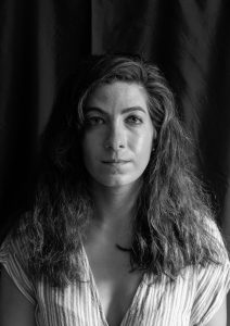 What does stuttering actually look like? A headshot of the author of the piece.